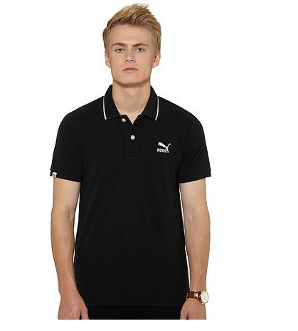 puma coupon 40\% off on  Men Polos