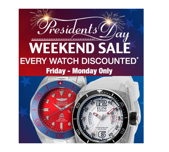 presidents day sale 90\% off